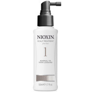 nioxin system 1 scalp treatment 1.7 oz