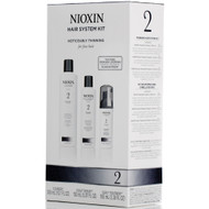 nioxin hair system kit 2 noticeably thinning for fine hair
