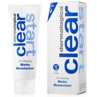 dermalogica clear start oil clearing matte moisturizer spf 15 2 oz
