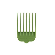 wahl professional no.7 green attachment comb