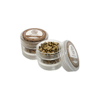 hair couture copper tube locks 100pcs 5