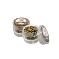 hair couture copper tube locks 500pcs