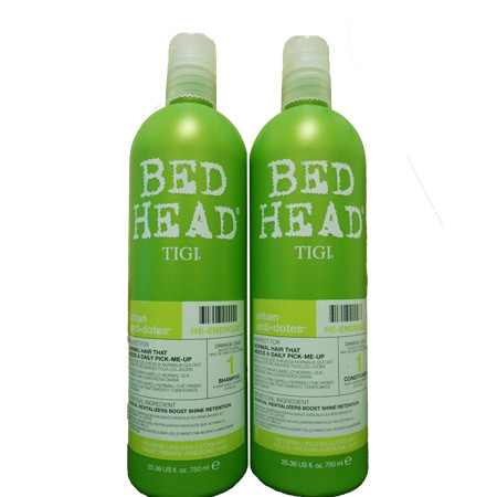 Bed Head Re-Energize Shampoo And Conditioner Duo