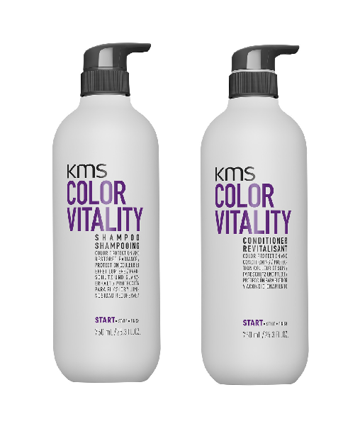 Kms Colorvitality Shampoo And Conditioner Duo 25 3oz