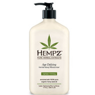 hempz age defying herbal body moisturizer 17 oz