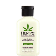 hempz age defying herbal body moisturizer 2 oz