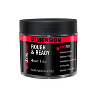 Style Sexy Hair Rough And Ready Dimension with Hold