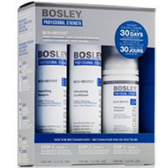 bosley revice visibly thinning non color treated hair