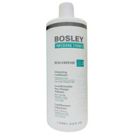 bosley defense non-color treated conditioner 33oz