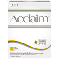 acclaim acid perm for normal tinted or highlighted hair