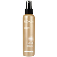 redken all soft supple touch spray