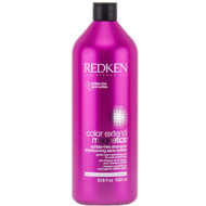 redken color extend magnetics shampoo for color treated hair using amino-ions to seal color in hair color.