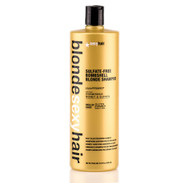 Blonde Sexy Hair Sulfate-Free Bombshell Blonde Daily Color Preserving Shampoo 33.8oz