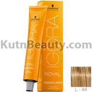igora royal fashion lights l-44