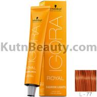 igora royal fashion lights l-77