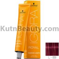 igora royal fashion lights l-89