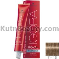 igora royal metallics 7-16
