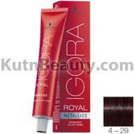 igora royal metallics 4-39