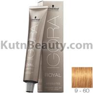 igora royal absolutes 9-60