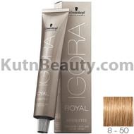 igora royal absolutes 8-50
