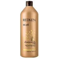 redken diamond oil high shine shampoo 33.8 oz