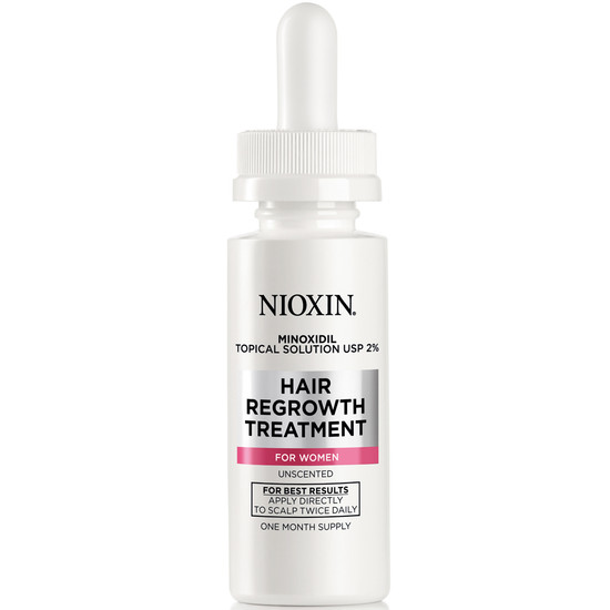 nioxin hair regrowth treatment for women 2 oz