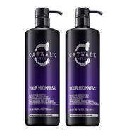 Tigi Catwalk Your Highness Elevating Shampoo And Conditioner Duo 25.36oz