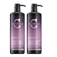 Tigi Catwalk Headshot Reconstructive Shampoo And Conditioner Duo 25.36oz