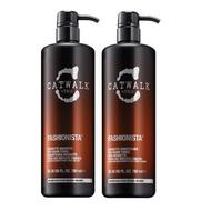 Tigi Catwalk Fashionista Brunette Shampoo & Conditioner Duo 25.36oz