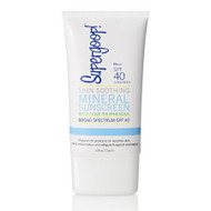 supergoop skin soothing mineral sunscreen with olive polyphenols spf 40 2 oz