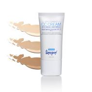 supergoop daily correct cc cream spf 35 medium to dark 1 oz