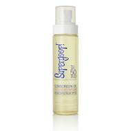 supergoop sun defying sunscreen oil with meadowfoam spf 50 5 oz