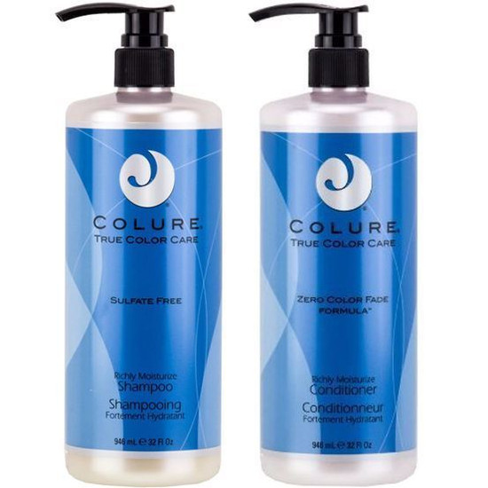 Colure Richly Moisturize Shampoo and Conditioner Duo