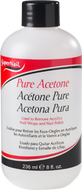 super nail pure acetone 8 oz