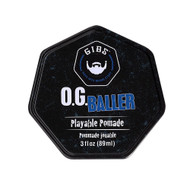 GIBS O.G. Baller Playable Pomade 3oz