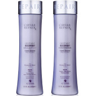alterna caviar instant recovery shampoo and conditioner duo