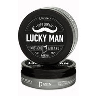 Tec Italy Men Dimension Lucky Man Mustache And Beard Soft Cream
