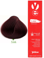 Alfaparf Yellow Hair Color Light Intense Red Brown
