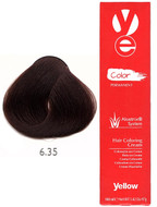 Alfaparf Yellow Hair Color Dark Golden Mahogany Blonde