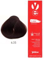 Alfaparf Yellow Hair Color Dark Golden Mahogany Blonde