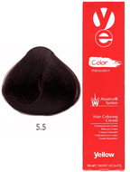Alfaparf Yellow Hair Color Light Mahogany Brown