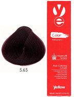 Alfaparf Yellow Hair Color Light Red Mahogany Brown