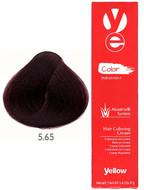 Alfaparf Yellow Hair Color Light Red Mahogany Brown