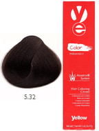 Alfaparf Yellow Hair Color Light Golden Violet Brown