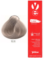 Alfaparf Yellow Hair Color Super High Lift Intense Ash Blonde