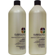 Pureology Perfect 4 Platinum Shampoo and Conditioner Duo