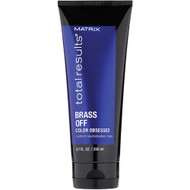 Matrix Total Results Color Obsessed Brass Off Toning Mask