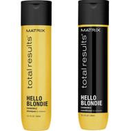 Matrix Total Results Hello Blondie Shampoo & Conditioner Duo
