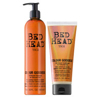 Tigi Bed Head Colour Goddess Oil Infused Shampoo And Conditioner Duo 13.5oz/6.76oz