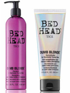 Tigi Bed Head Dumb Blonde Shampoo And Conditioner Duo 13.5oz/6.76oz